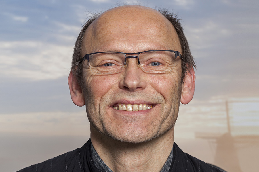 Wim Lammers, programmamanager deltanatuur