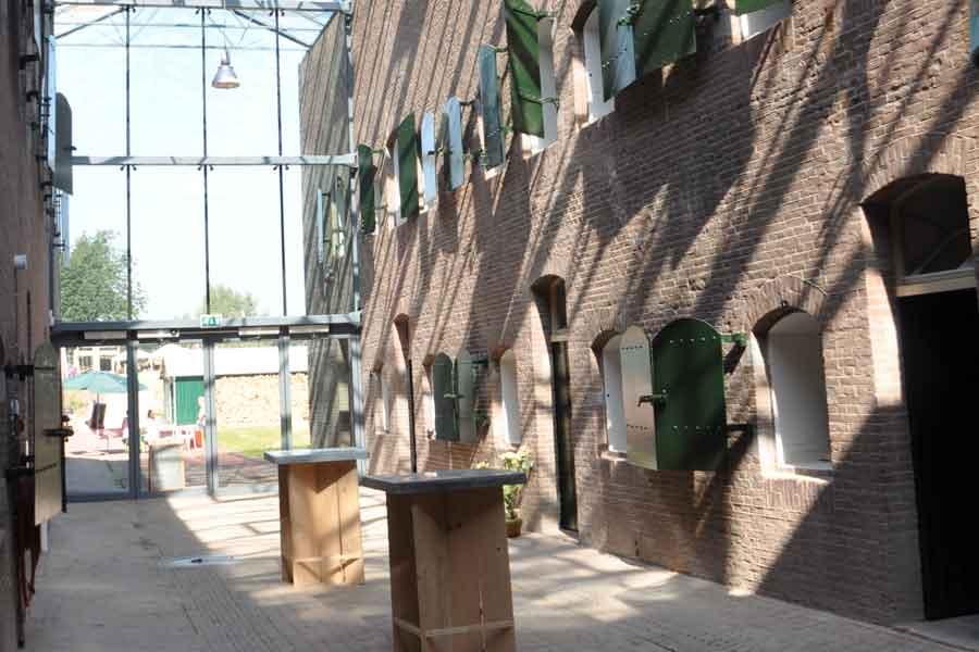 Open Monumentendag Fort bij de Nieuwe Steeg (GeoFort)