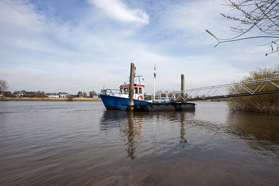 boot in IJsselvallei