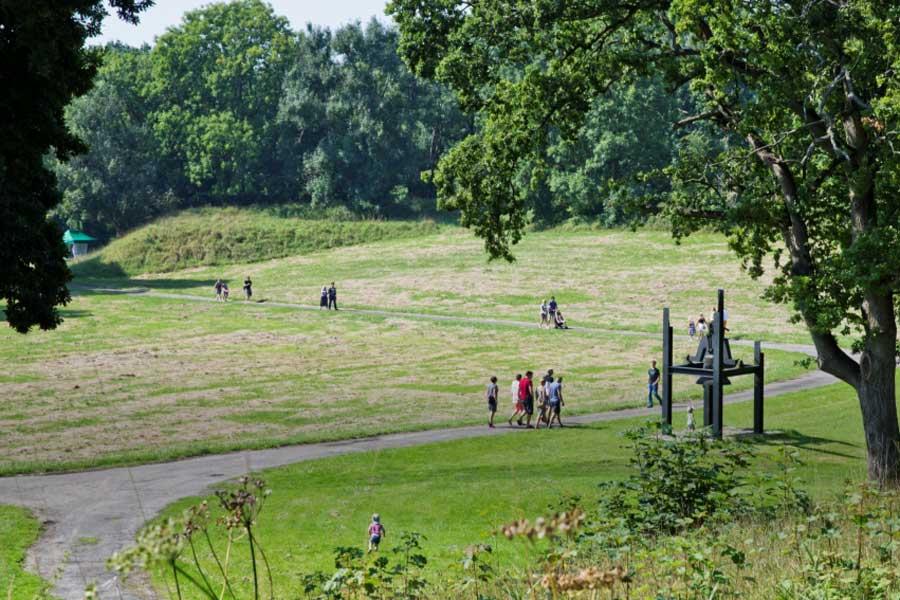 Ontdek Fort bij Rijnauwen - Familiewandeling