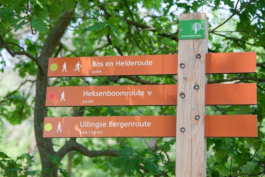 Routes In Noordoost Brabant